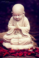 .:: Buddha ::. by Whimsical-Dreams