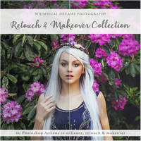 Retouch and Makeover Collection - 60 Actions