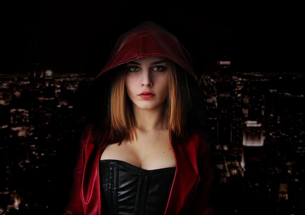 fem!Arsenal (Ruby Harper) by RevyJerry