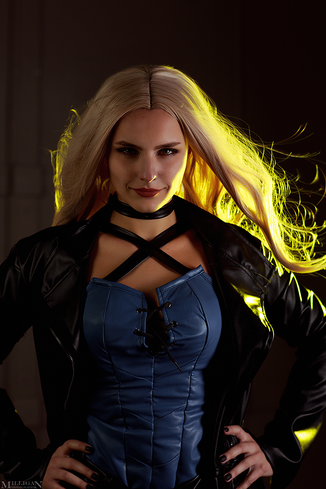 BlackCanary REBIRTH by RevyJerry