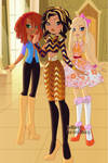 The Duchesses New Looks by MollyShine