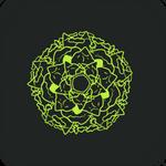 Biome Mandala mountains-Alt colors available