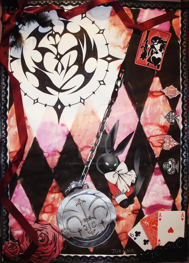 Pandora Hearts by vampiric-strangel