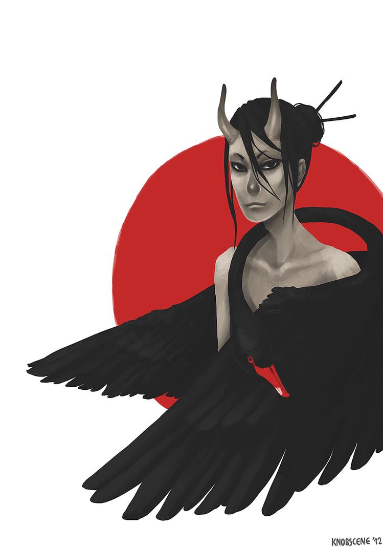 Demon by vampiric-strangel