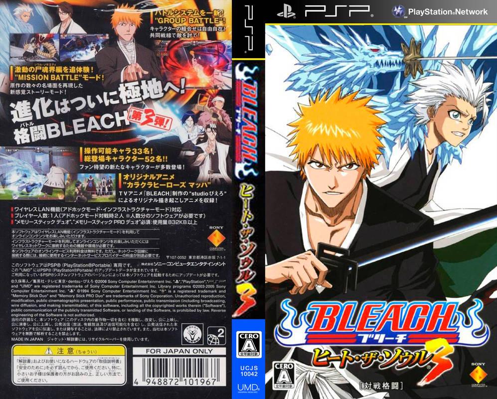 Bleach Heat The Soul 3 By Malckyor On Deviantart