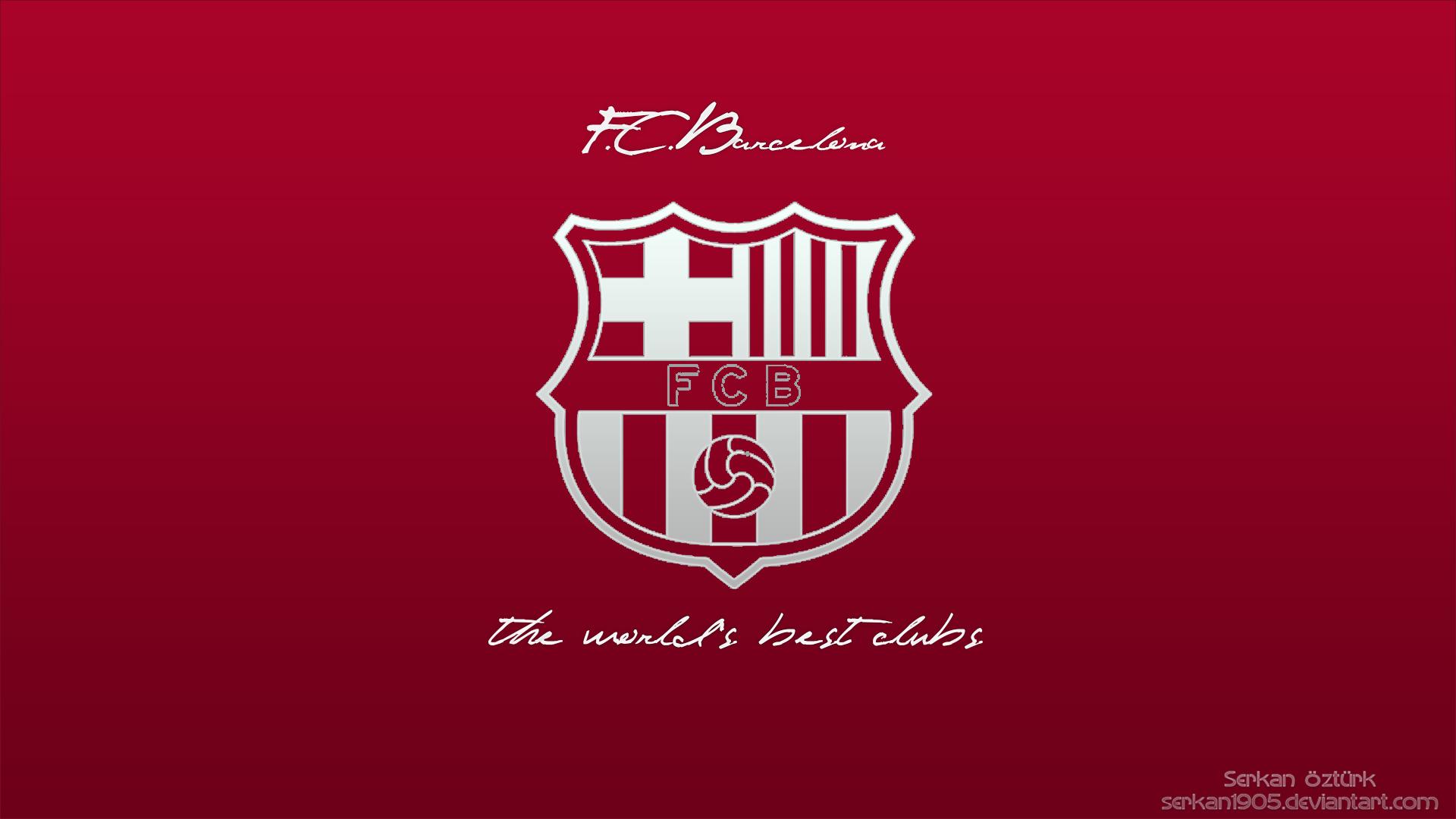 F.C. Barcelona by Serkan1905