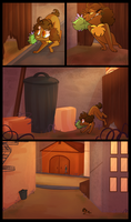 FLOWERS (Page 34) by NoasDraws