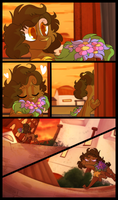 FLOWERS (Page 51) by NoasDraws