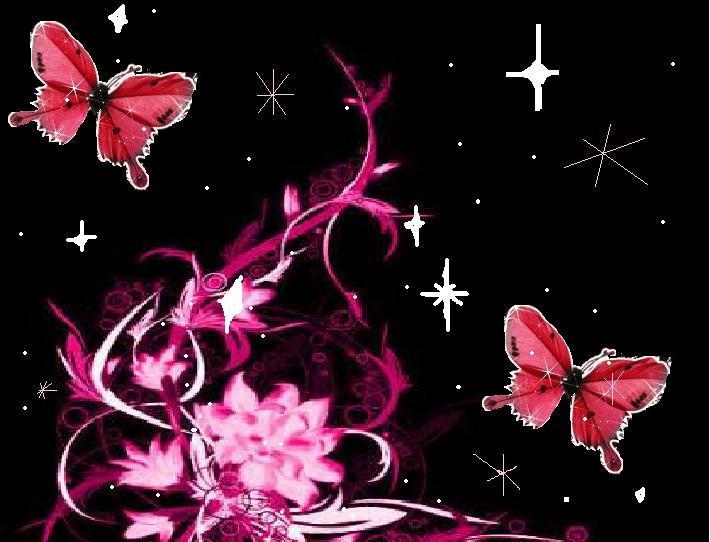 Glitter Butterfly 3 by artmaster544 on DeviantArt