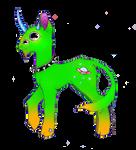 Alien Goat MLP:FiM Version