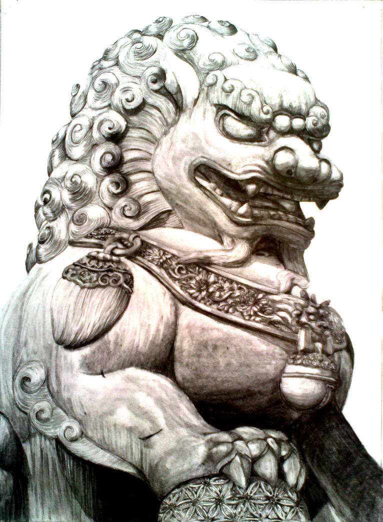 Female Foo Dog Pictures