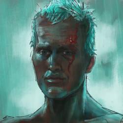 Blade Runner short by DrArtmaster