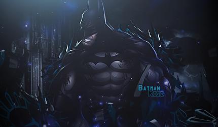 Batman by RawrT-Rex