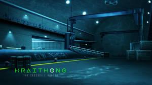 Scene 4 - The Submarine Base
