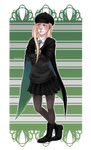 [TFH] Act. 1 - Abel Winslet  Slytherin