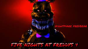 Nightmare Fredbear [fnaf 4]