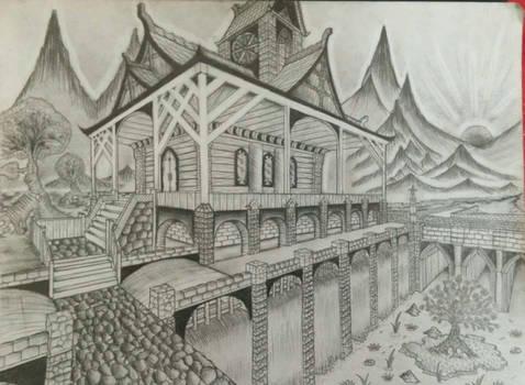 Asian Norwegian Architecture