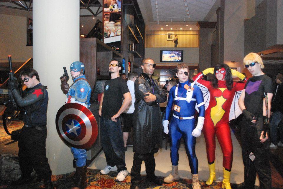 Avengers: Legacy by starwind824