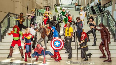 Avengers World by starwind824