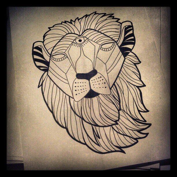 lion icon by josiesparks on DeviantArt: josiesparks.deviantart.com/art/lion-icon-342215446
