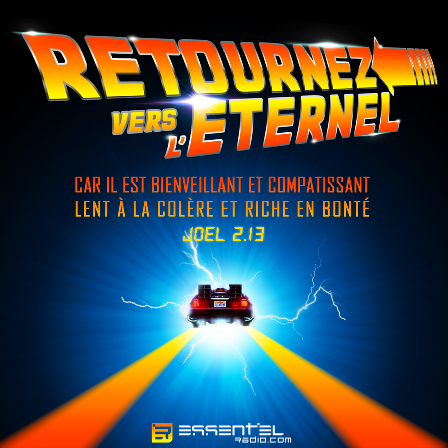 Retournez vers l'Eternel - Back to the Lord by Maybeimalion7