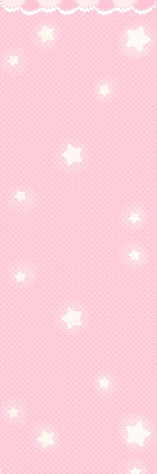 Backround Pink stars by PomPom-chu
