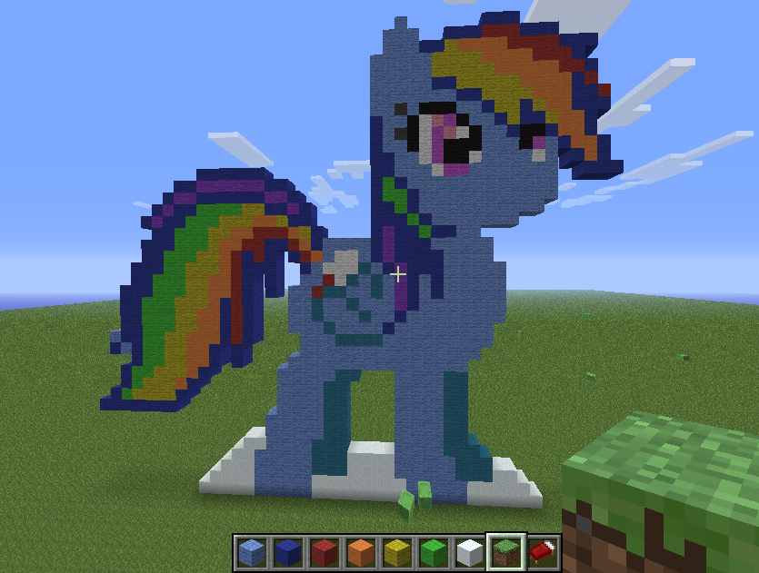 how to make a rainbow name in minecraft
