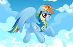 Rainbow Dash's Destiny (As seen on EQD)