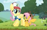 Fluttershy the Pokemon Trainer