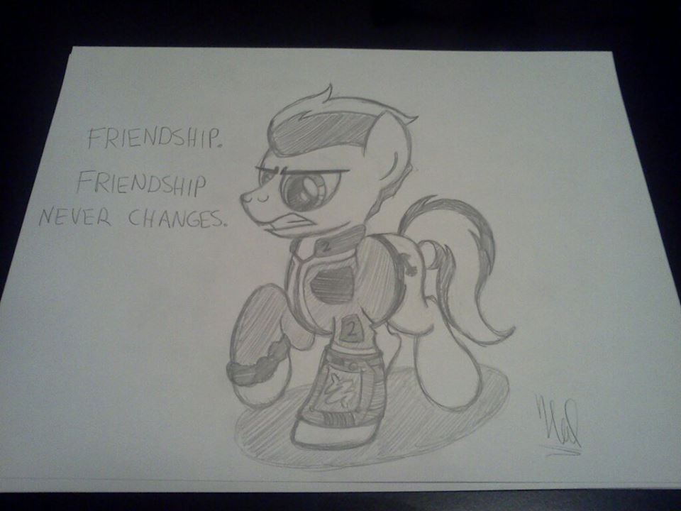 Friendship Never Changes (Fallout: Equestria)