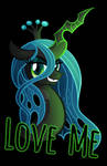 LOVE ME (Poster Version) by artwork-tee