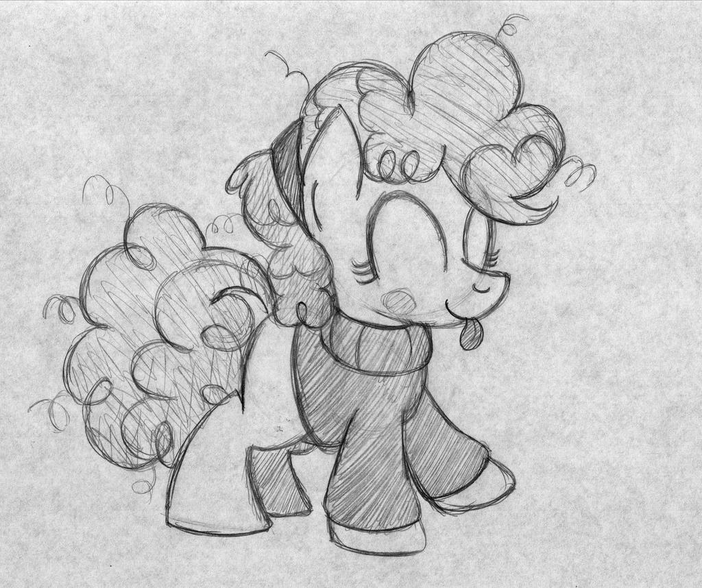 Mabel Pie by drawponies