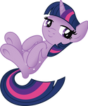 Twilight being Adorable (Vector)