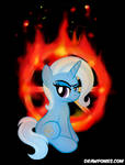 Trixie Does Not Trust Wheels