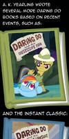 Daring Do's Actual Adventures