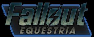 Fallout Equestria Logo by artwork-tee