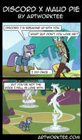 Comic: Discord x Maud Pie