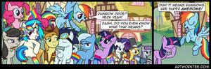 Comic: Rainbow's Pride