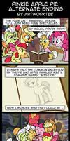 Apple Pie Comic