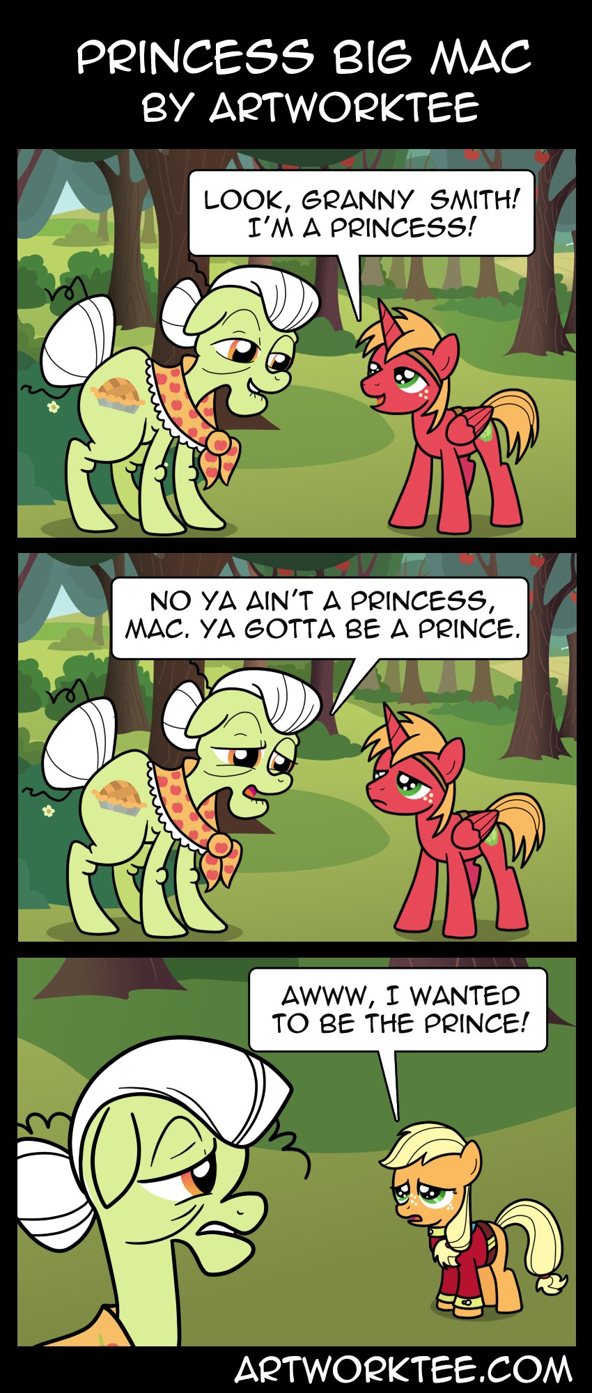 Princess Big Mac