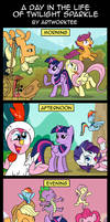 A Day In The Life Of Twilight Sparkle