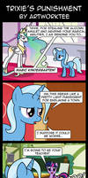 Trixie's Punishment