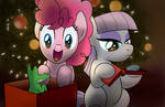 Pinkie and Maud's Christmas
