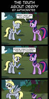 The Truth About Derpy