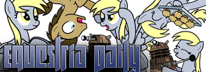 The Derpy Dimension EQD banner