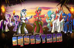 Greetings from Sunny Equestria