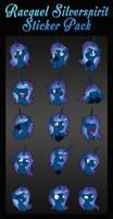 Racquel Silverspirit Icons
