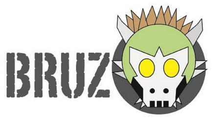 Bruzo logo by artwork-tee