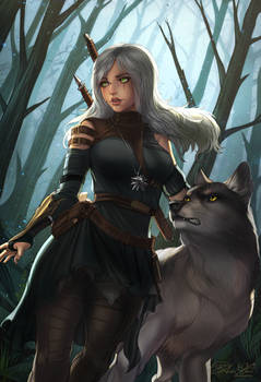 Student of the School of the Wolf