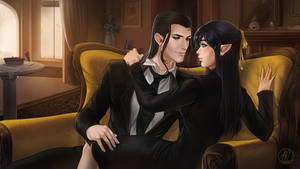 [C] A Quiet Afternoon With You